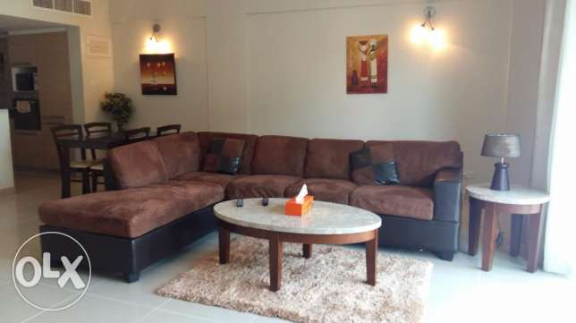 Tala Island 1 bedroom apartment with modern furnished with huge balcon