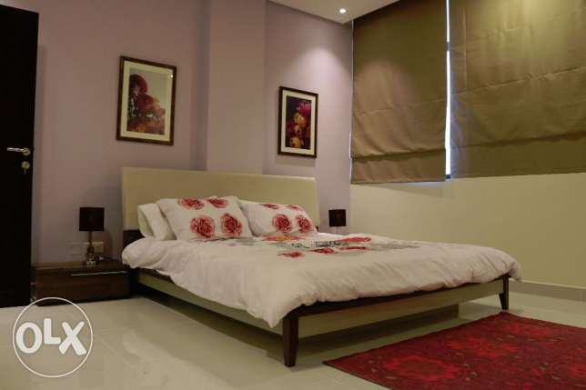 Luxurious Fully Furnished Apartments for Sale & Rent in Juffair جفير -  1