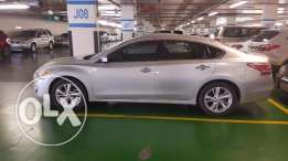 Nissan Altima Mid Option - Agent maintained