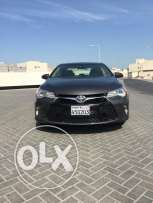 Toyota camry limited edition le