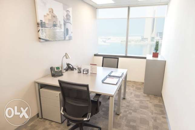 Virtual Office with Unlimited access to Day All inclusive Office