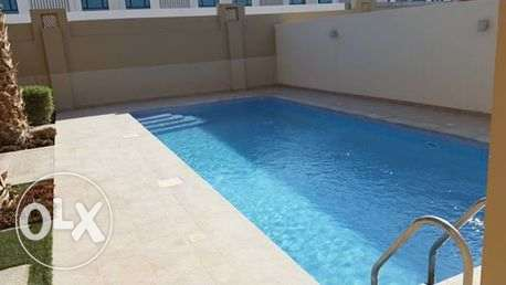 luxury and modern1800 semi furnished villa with pool jasara
