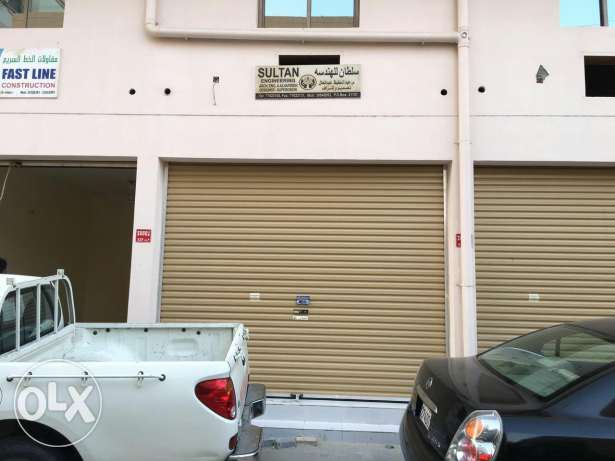 Shop for rent near TOYOTA in Riffa