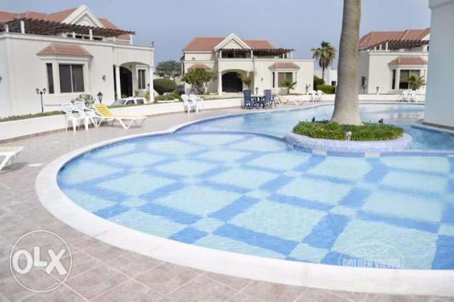4 Bedroom compound villa with excellent amenities in Saar