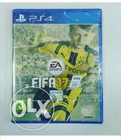 Fifa17 new ps4 game