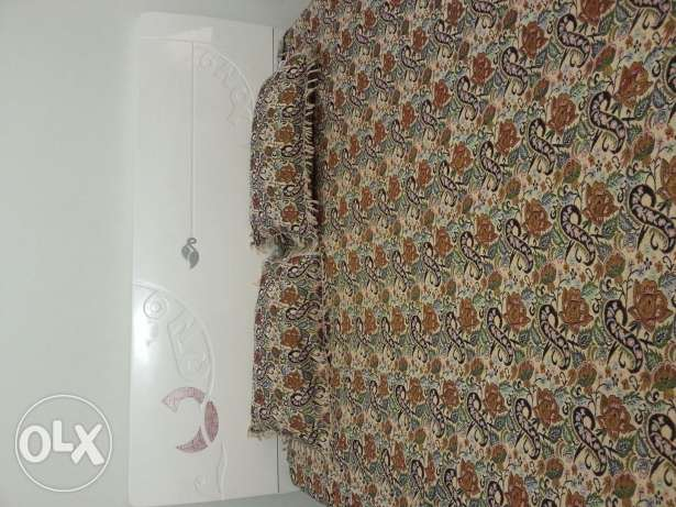 Bed with matress for sale الرفاع -  2