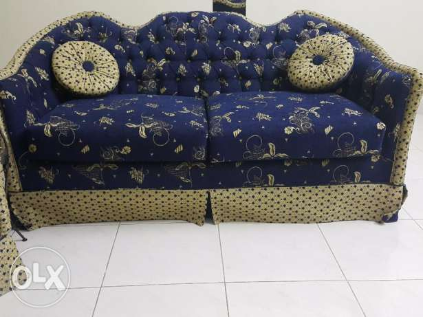 Sofa set almost new