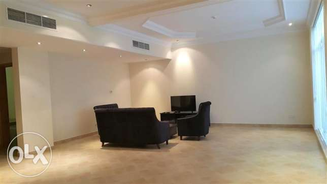 15JBA 2bedroom's fully or semi furnished apartment in ground floor