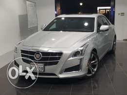 Cadillac CTS 2.0T Performance 2014 Silver For Sale