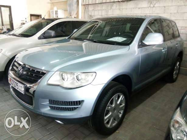 Touareg 2008 like new only 98000 km