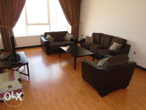 1 Bedroom flat for rent at Abraj Lulu for BD450 per month