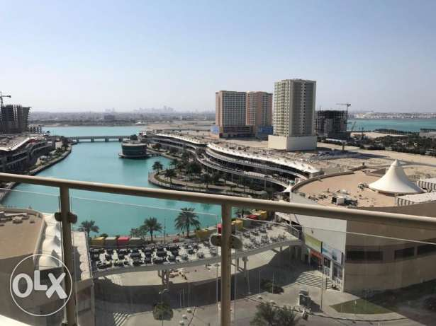Stylish Sea view 2 BR in Amwaj
