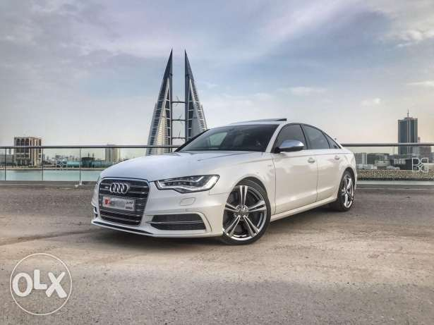 Mint condition 2014 S6 (service package 2018)