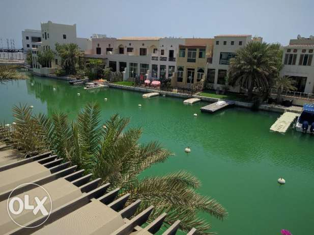 Fully furnished waterfront villa for rent - inclusive - Navy welcome