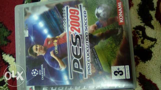 Pes ps3 Pes 2009 for sale