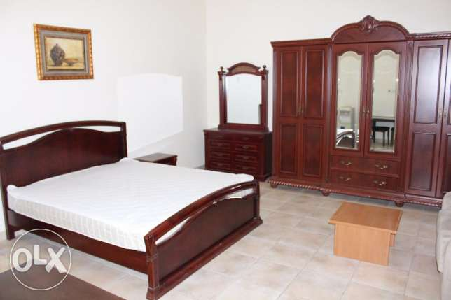 Studio Apartment Fully furnished in Juffair/Convenient price