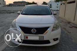 NISSAN SUNNY 2012, Excellent condition, Comprehensive Insurance