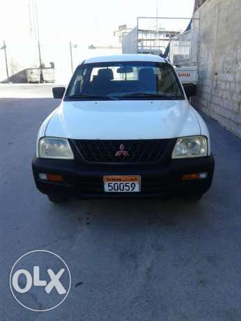 mitsubishi pickup for sale model 2004