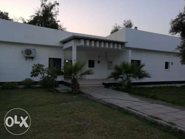 Splendid 3 bedroom villa for rent with private garden at Jannusan