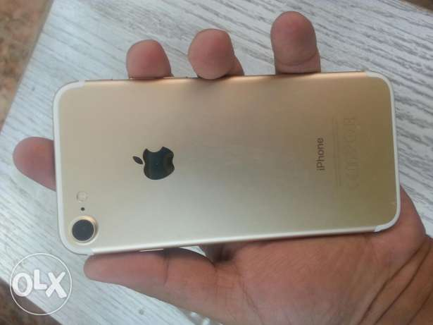 i phone 7 32 gb gold