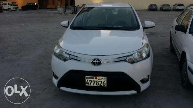 Toyota yaris model 20141.5EN.^^^.