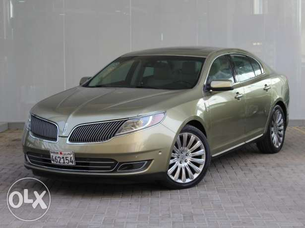 Lincolin 2013 Green For Sale