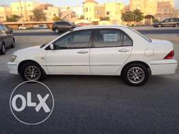Mitsubishi Lancer 2002 in Good Conditions for Sale