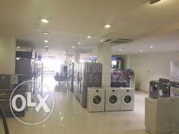 FULLY FITTED Showroom in Gudaiibiya for rent