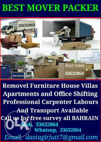 Best movers packers all over bahrain