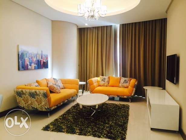 Two bedrooms Moder apartment for rent in Seef area. السيف -  3