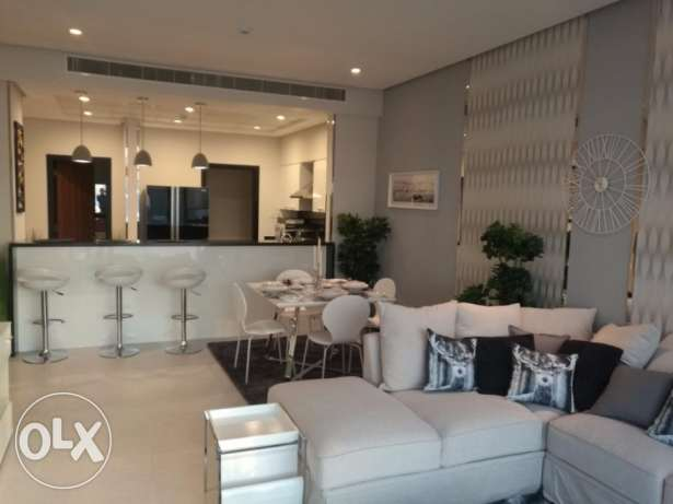 Luxurious 2 bed room 3 Bathroom Apartment for rent at Reef Island