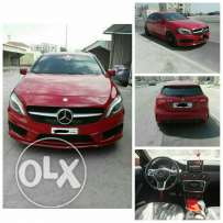 Mercedes A250 Turbo 2013 Under warranty very good condition