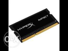 Kingston HyperX Impact RAM 8 GB