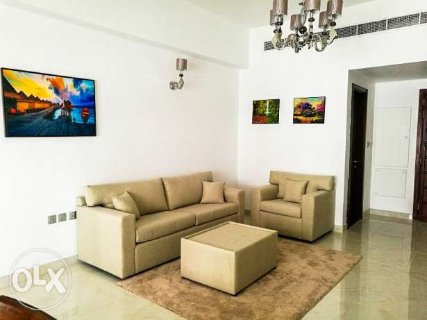 Brand New Furnished 1 BR Apartment