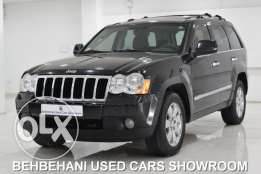 JEEP CHEROKEE 4x4 HEMI LIMITED 2010 for sale in Bahrain