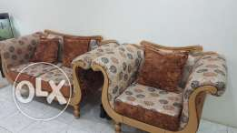 9 seater sofa for sale very good design clean sofa price BD 165