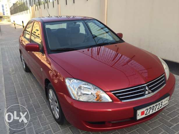 Mithsubis lancer 2013 full automatic very good condition