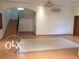Lavish 6 Br Semi Furn villa w/private pool in Mahooz BD. 1550/-