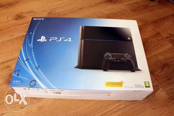 Brand new Play Station 4 PS4