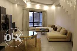 56SRA 2br fully furnished duplex apartment for rent at saar mall