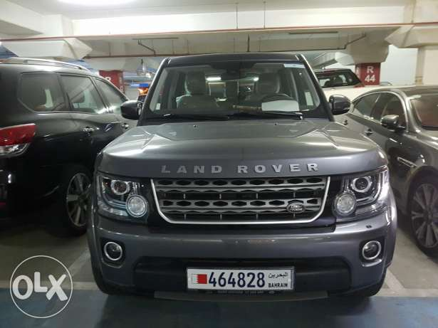 Land Rover LR4 2014MY 33000km