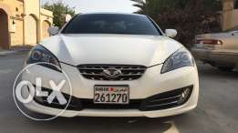 Genesis Coupe 3.8 For Sale