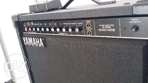 yamaha guitar amp for sale