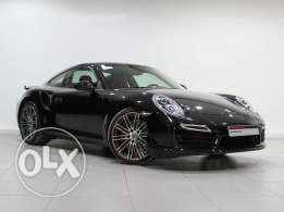 "Porsche 911 Turbo 2015MY ""Approved"""