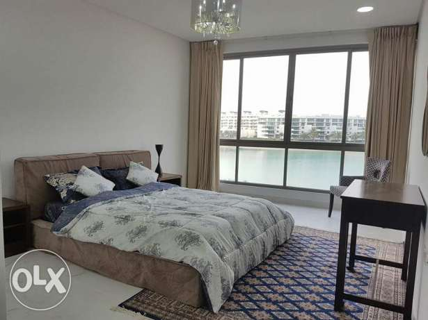 Amwaj: 5 bedroom fully furnished luxury villa for rent