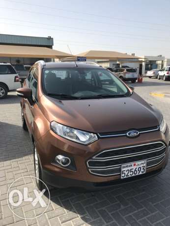 ford ecosport 2015 excellent condition