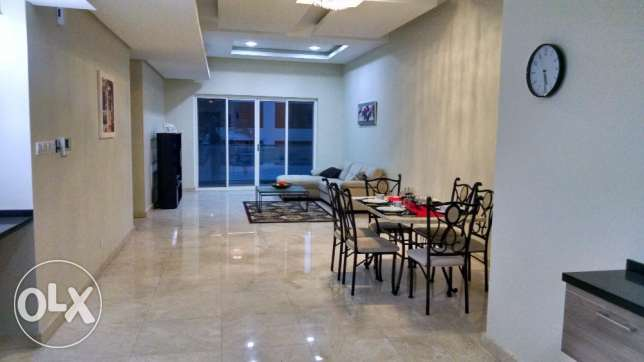 3 BR Fully Furnished Apartment in Amwaj in Luxury Building