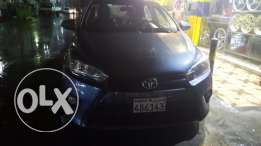 Toyota Yaris Hatch Back 2014 for sale