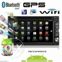 Special offer (99 BD) Android DVD screen