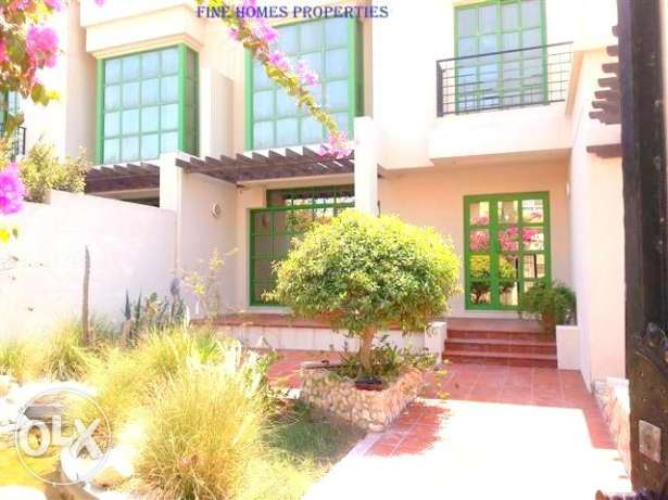 SFA1 3bedroom semi furnished villa for rent in seef